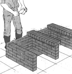 как построить барбекю своими руками на даче или загородом