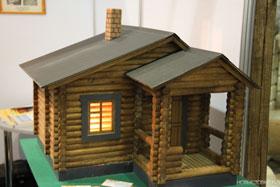 международная выставка Holzhaus/Деревянное домостроение