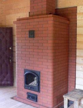 Кирпичная отопительная печь для дачи своими руками фото 164