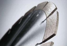 крона диска с сегментами с алмазной крошкой