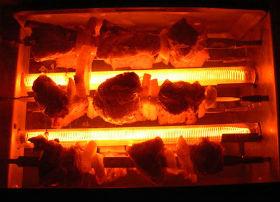так готовиться шашлык в электро мангале