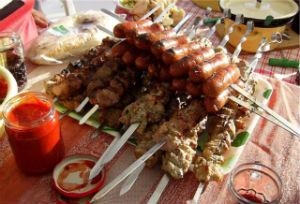 нет ничего вкуснее чем нежное мясо приготовленное на мангале