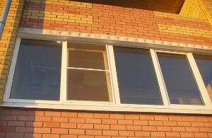 существуют различные типы домов и у каждого свои размеры окон