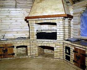 Строительство барбекю и фото где купить электрокамин для дачи