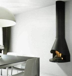 Бездымный камин - изысканное украшение для вашего дома!