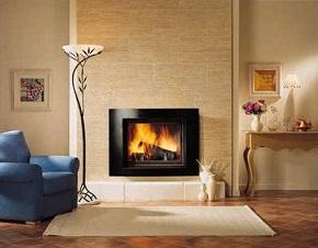 Стили и дизайн каминов - лики огня