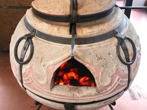 Тандыр - изюминка летней кухни