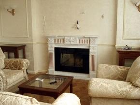 Декоративный камин - очаг для владельцев квартир!