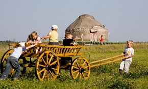Потомки русской печи - новые традиции