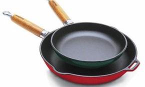 Секреты чугунной сковородки