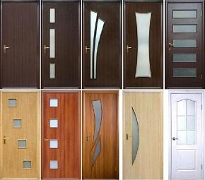 Межкомнатные двери бабочка за 3750