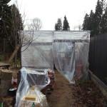 барбекю строительство зимой