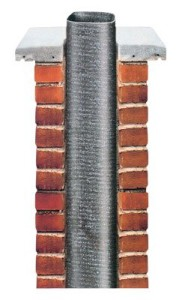 Гильзовка дымоотводного канала