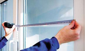 не все знают и умеют правильно замерять пластиковые окна